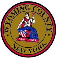 Wyoming County seal image
